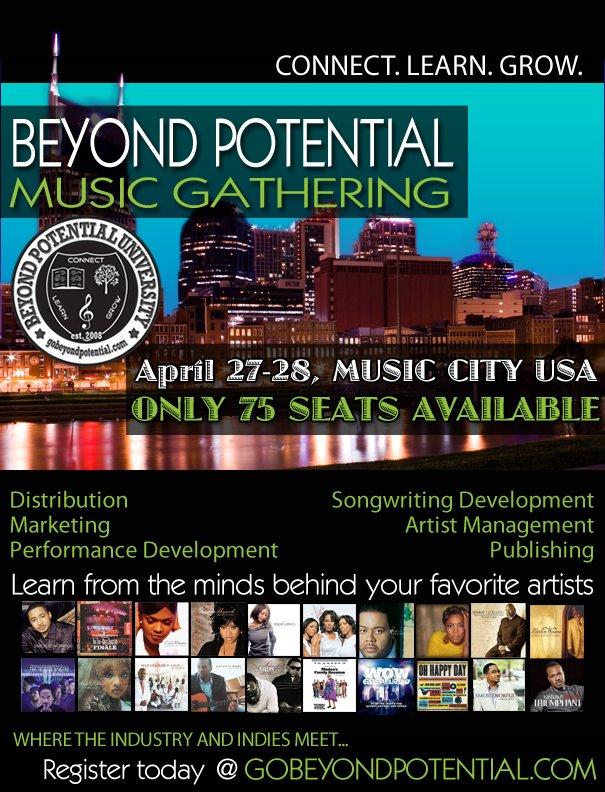The Light: Beyond Potential Music Gathering 2012 + Brandon