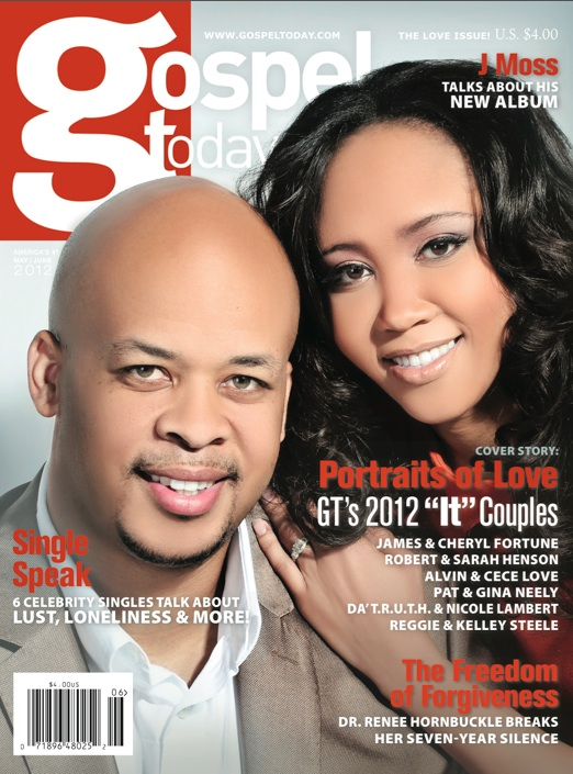 James Fortune Wife