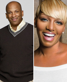 donnie mcclurkin and nene leakes