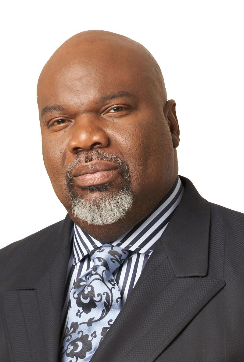 bishop t d jakes lands his own talk show the gospel guru