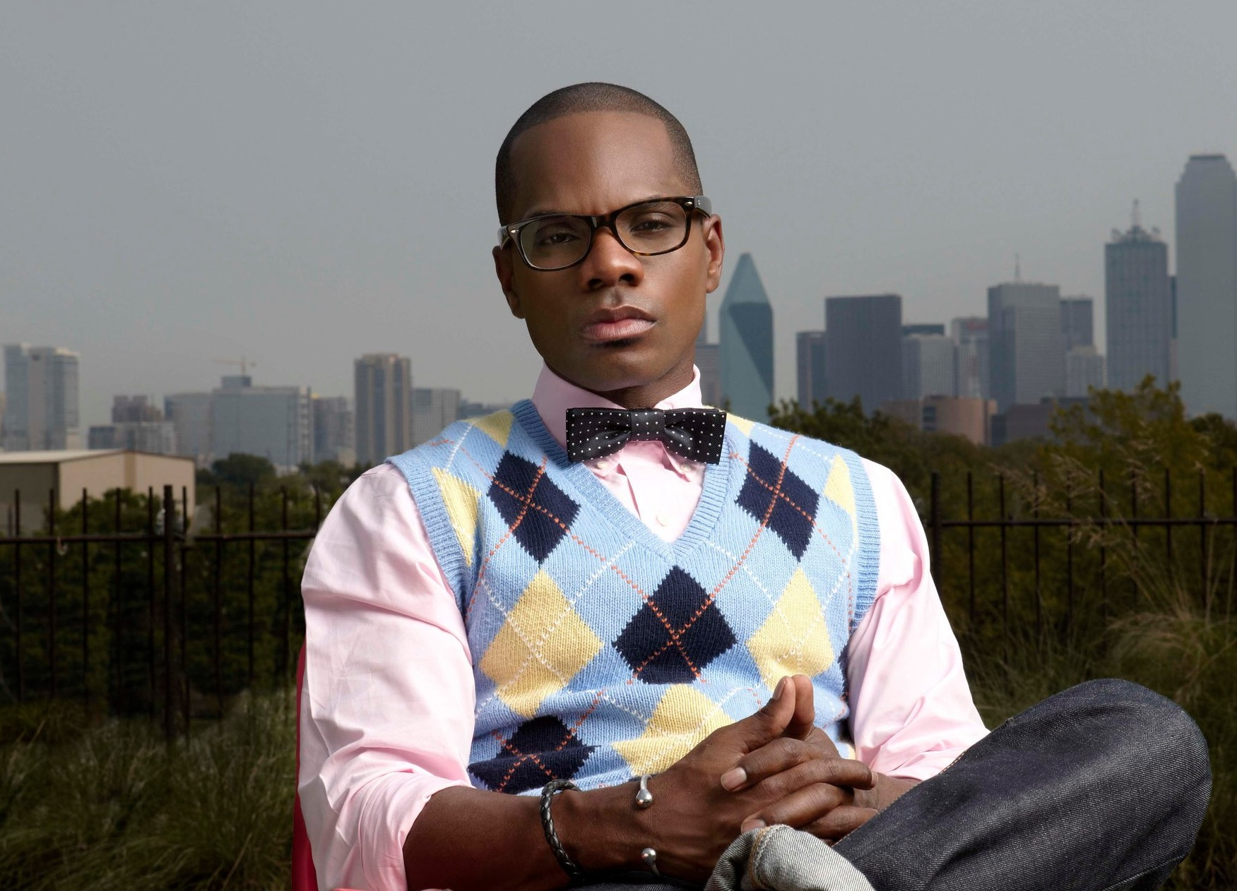official kirk franklin Kirk Franklin: Its Time To Stand Up & Do Something