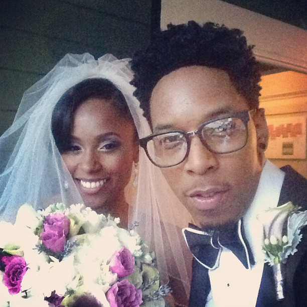 The Old Black Church: Congratulation To Newlyweds Deitrick Haddon and ...