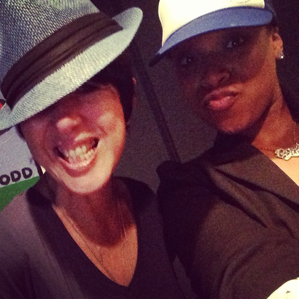 kierra sheard + diane warren