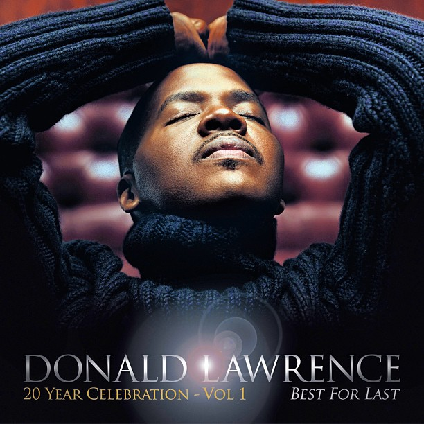 donald lawrence 20 year