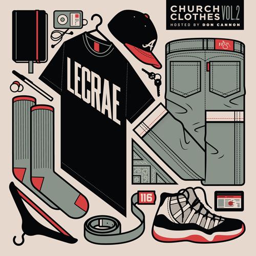 Album Review: Lecrae - 'Church Clothes 2' (Mixtape) | The Gospel Guru