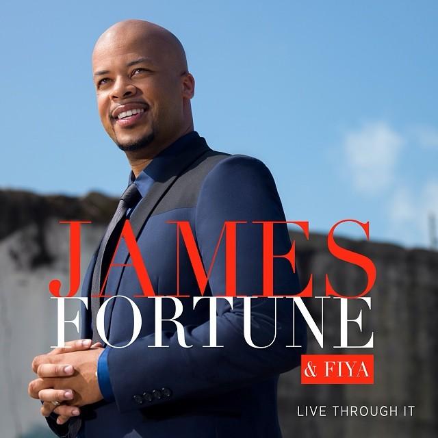 james fortune live through it