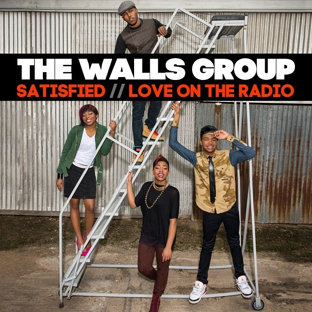 the walls group love on the radio