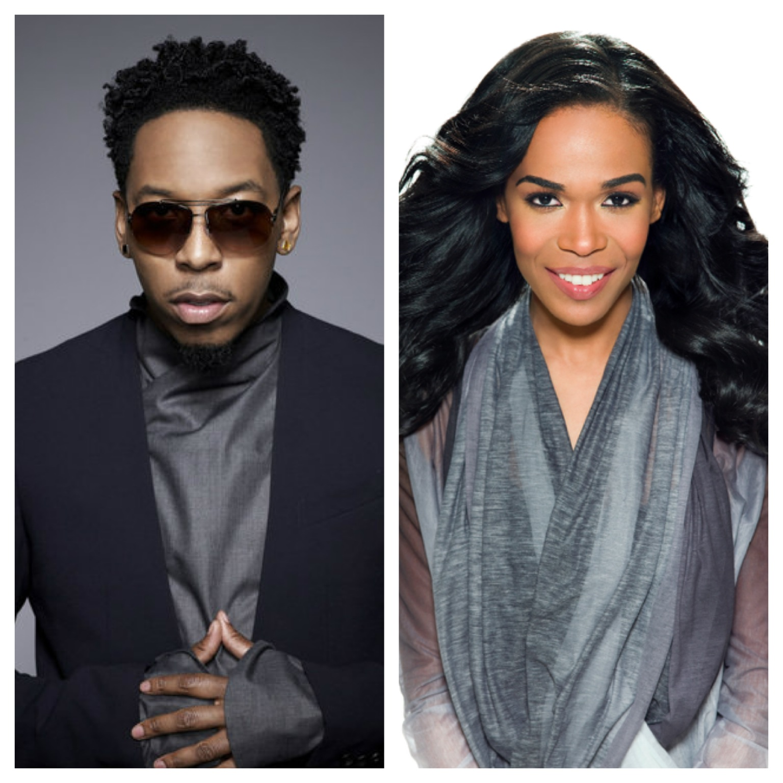 deitrick haddon + michelle williams