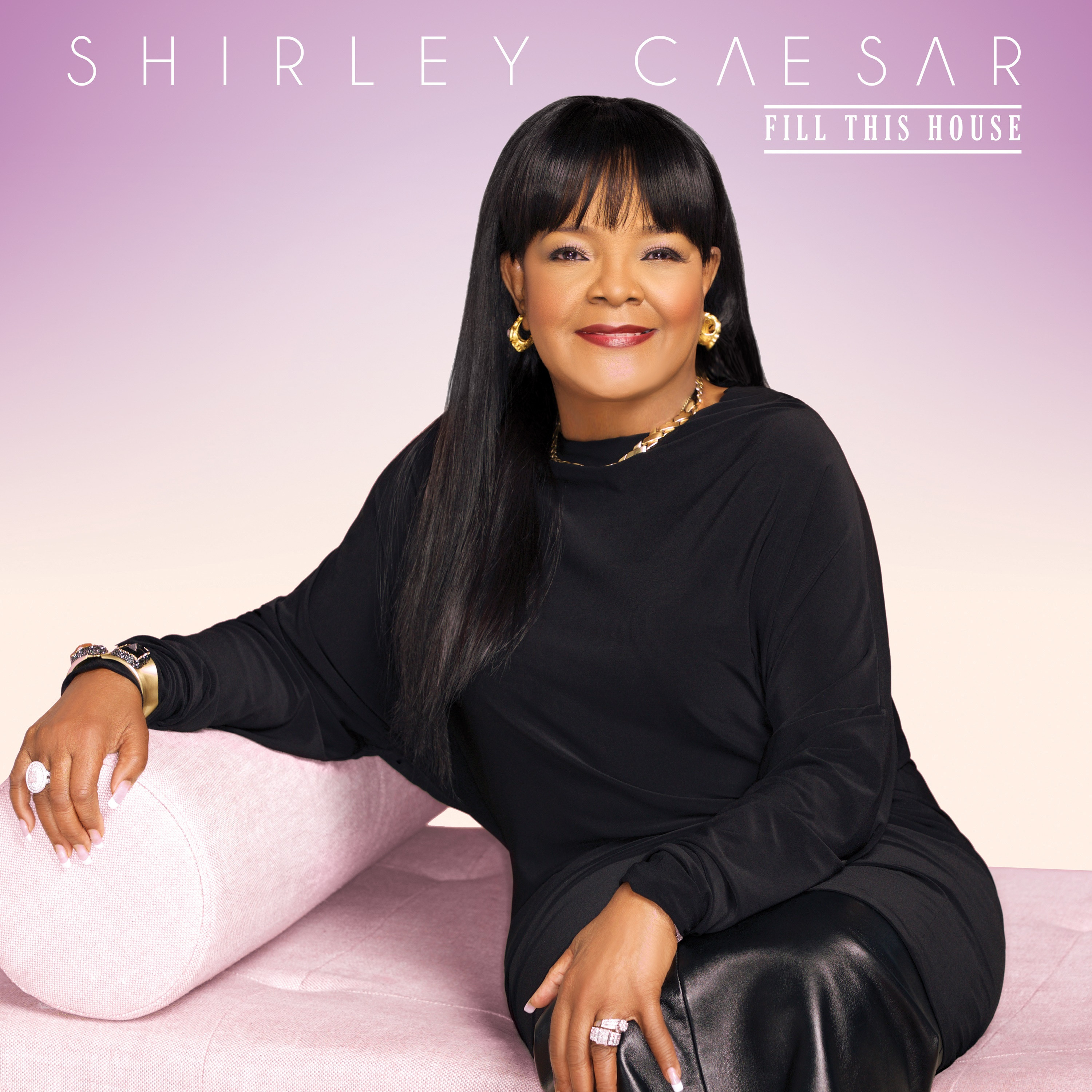 Shirley Caesar Is Back With A New Album
