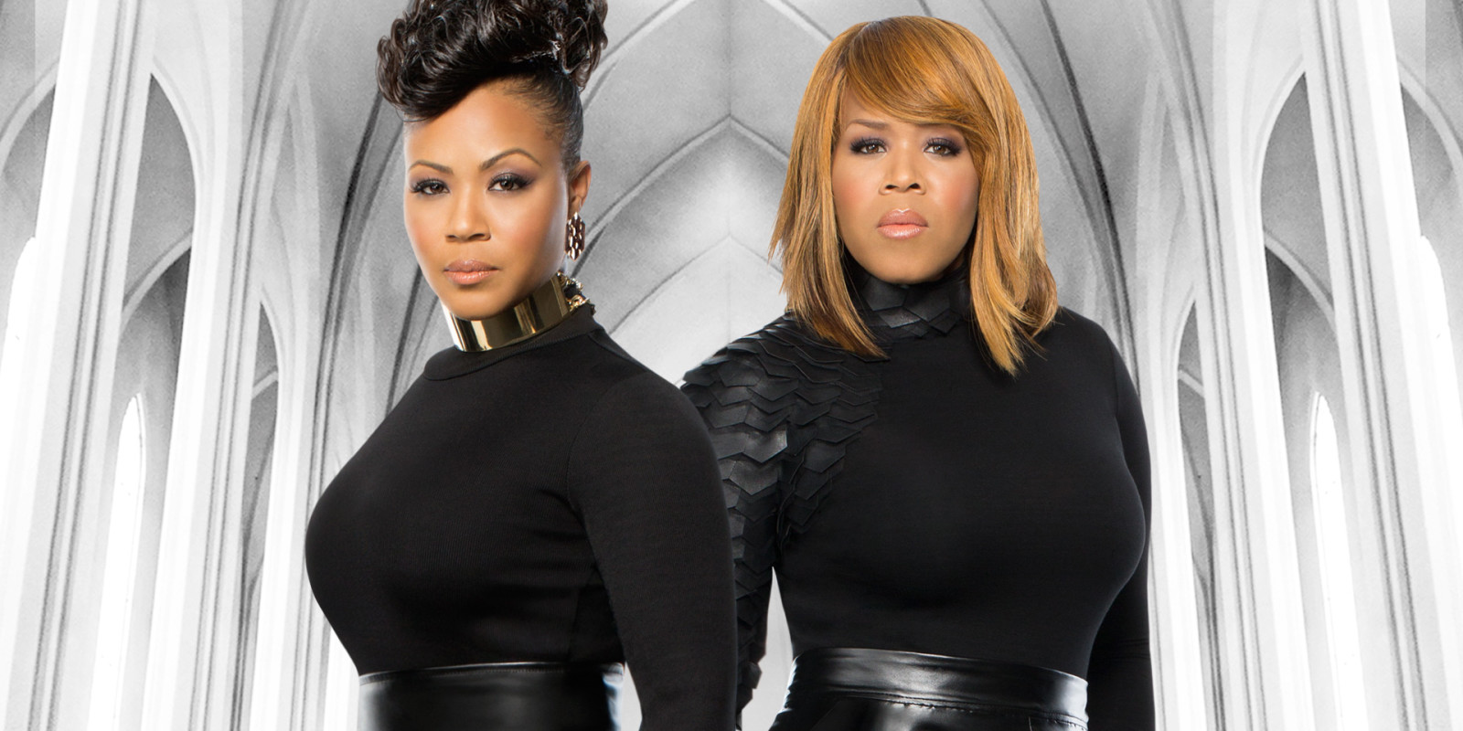 How old is mary mary gospel singers