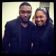 Gospel guru and Cheneta Jones